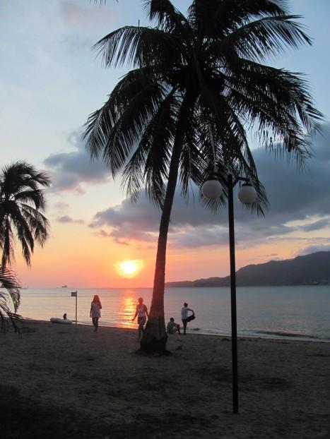 Praia do Perequê - Ilhabela