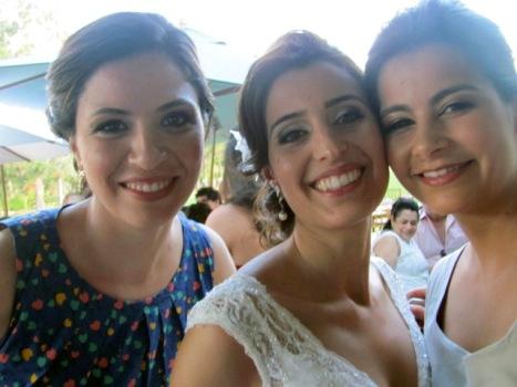 Dani, Bruna e Ana