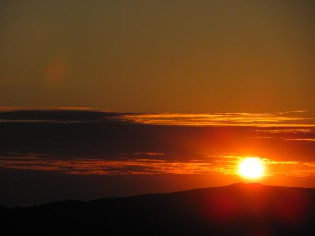 Pôr do sol_Carrancas