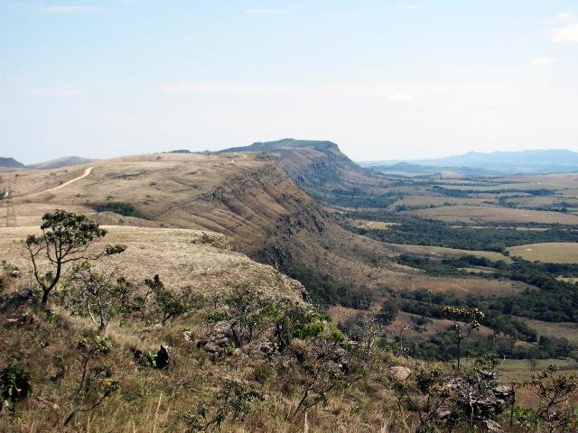 Monte Rorai... Não, pera, Serra da Paz.