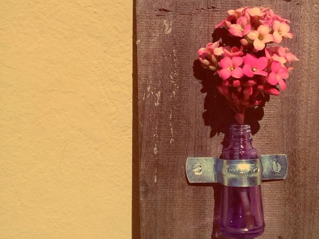 Flor em vidro de esmalte o artesanato u2013 Dona Drama