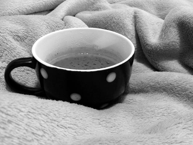 receita de chocolate quente: 300 mL de leite, 2 colheres de sopa de chocolate em pó, uma colher de chá de maizena e duas colheres de leite condensado. dissolver a maizena separadamente e depois misturar tudo. deixar em fogo brando.